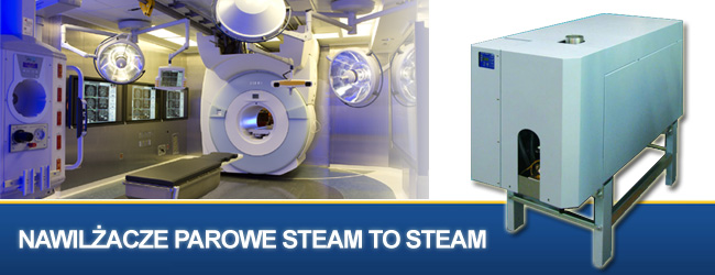 Nawilżacze Parowe Steam to Steam Neptronic SKS